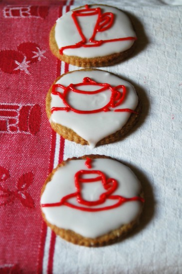 Spiced Chai Tea Cookies