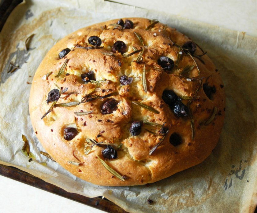 Paul Hollywood Focaccia