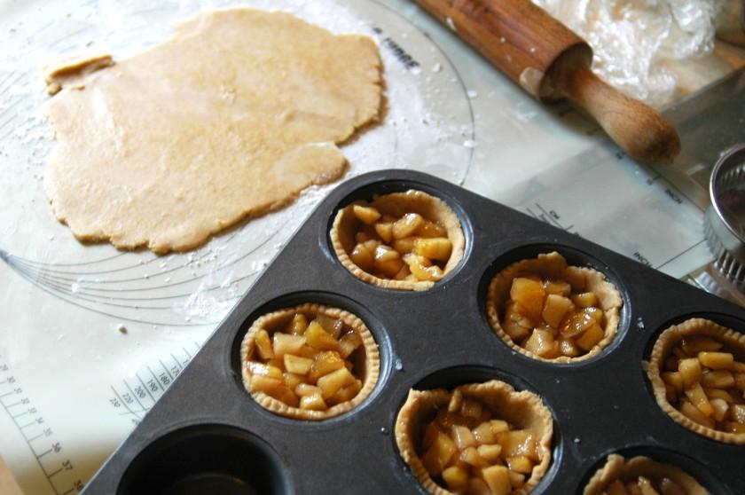 Vanilla Apple Pie Filling