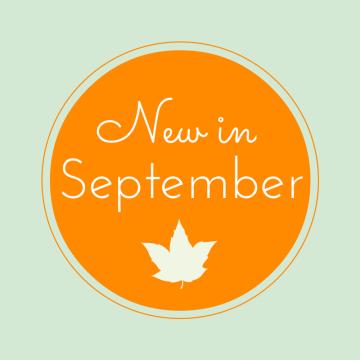New in September