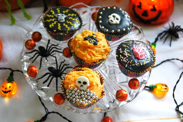 Sainsbury S Cake Decorations Sprinkles : Halloween-spiration Cate in the Kitchen
