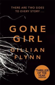 Gone Girl by Gillian Flynn on Cate in the Kitchen November Favourites