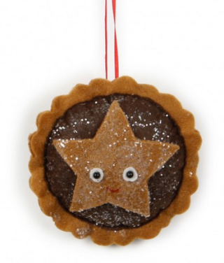 Top 10 Foodie Christmas Decorations
