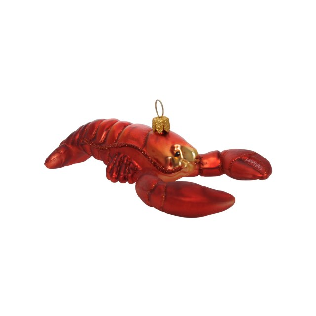 Lobster Christmas Decoration
