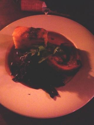 Pork at Al Campo Lounge Brighton