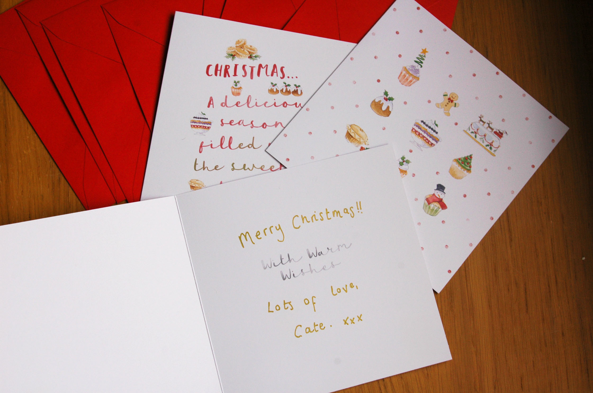 """writing christmas cards So long, farewell saying goodbye is never as easy as it seemed in """"the sound  of music"""" whether you're bidding adieu to a good friend moving across the."""