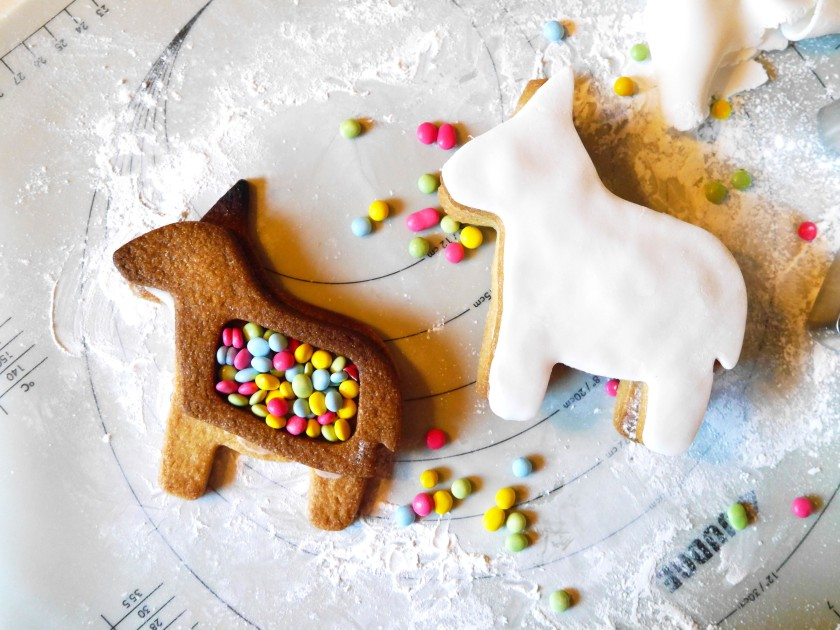 Step Into Christmas With Me Baking Reindeer Cookies Cate In The