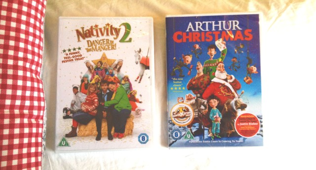 Arthur Christmas and Nativity 2