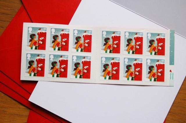 Christmas Stamps