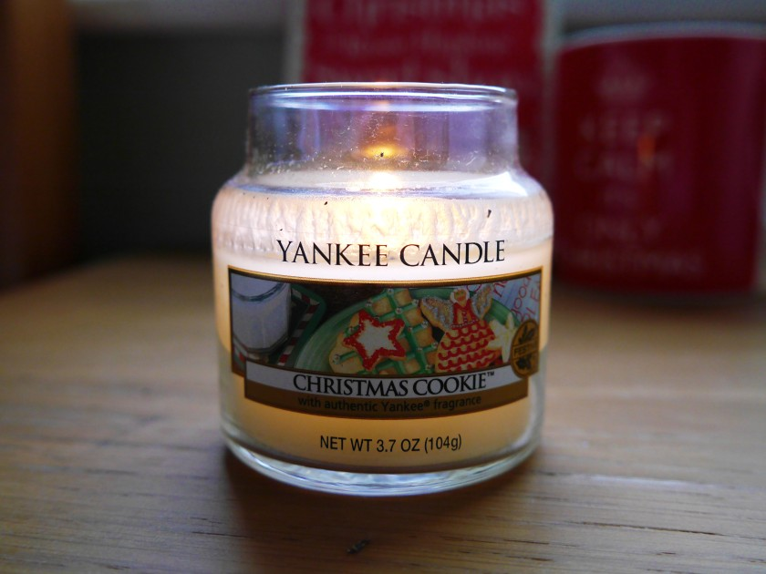 Christmas Cookies Yankee Candle