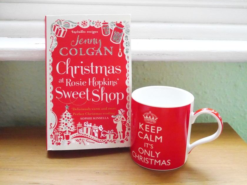 Christmas Novel and Mug