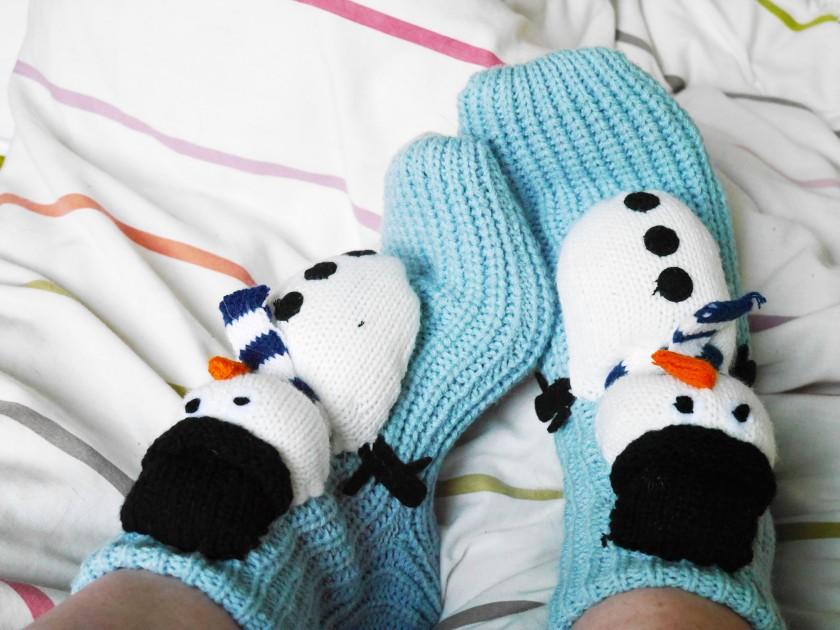 ASOS Snowman Christmas Socks
