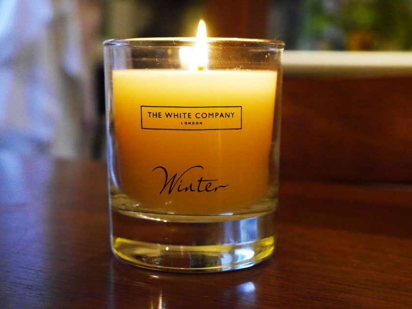 the white company winter candle
