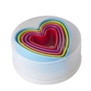 Loveheart Cookie Cutter