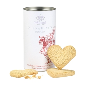 Whittards Queen of Hearts Range