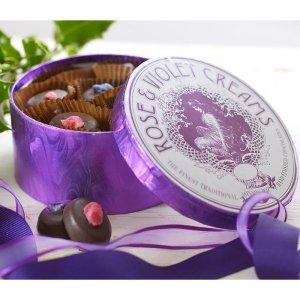 Lakeland Rose and Violet Creams
