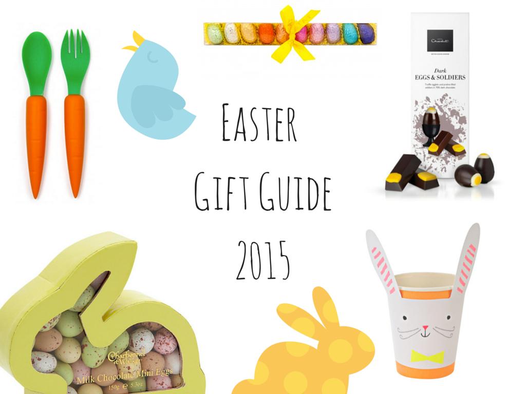 Easter Gift Guide 2015