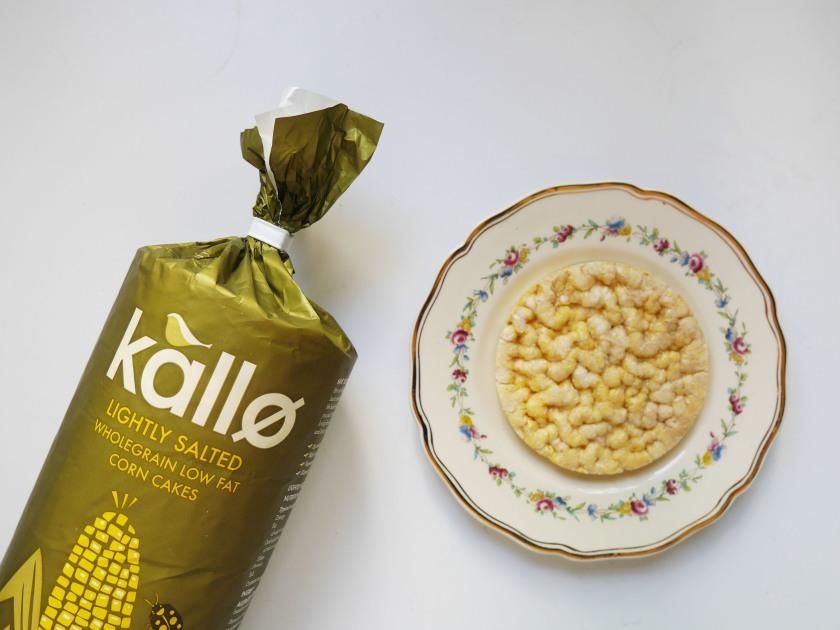 Kallo Corn Cakes Gluten Free