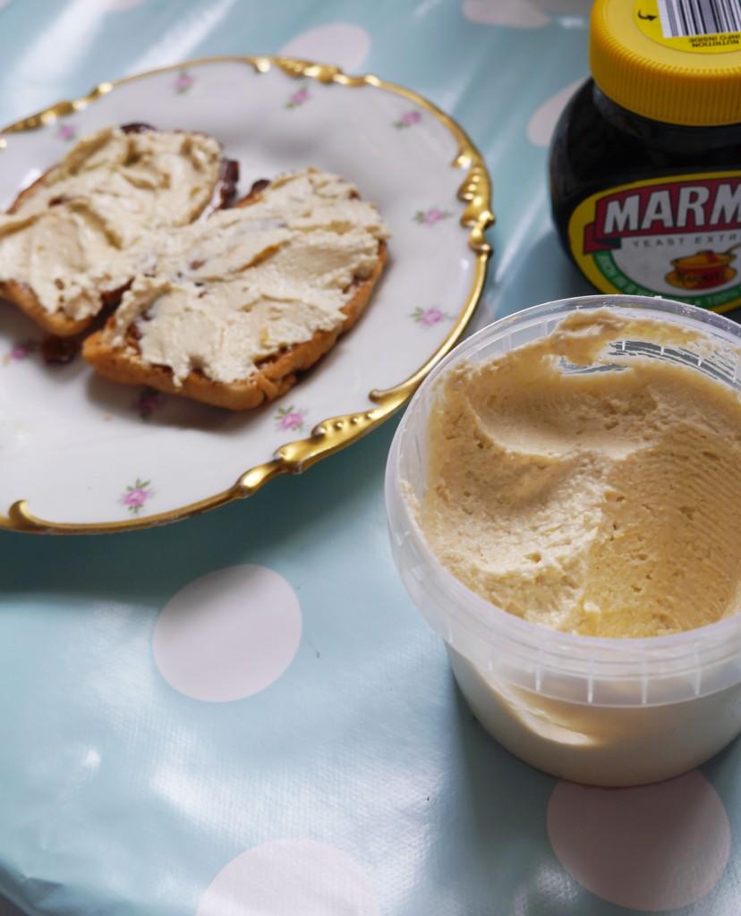 Marmite and Houmous
