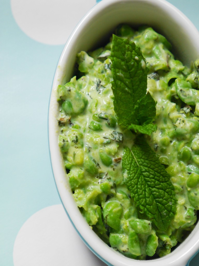 Mushy Peas | Cate in the Kitchen
