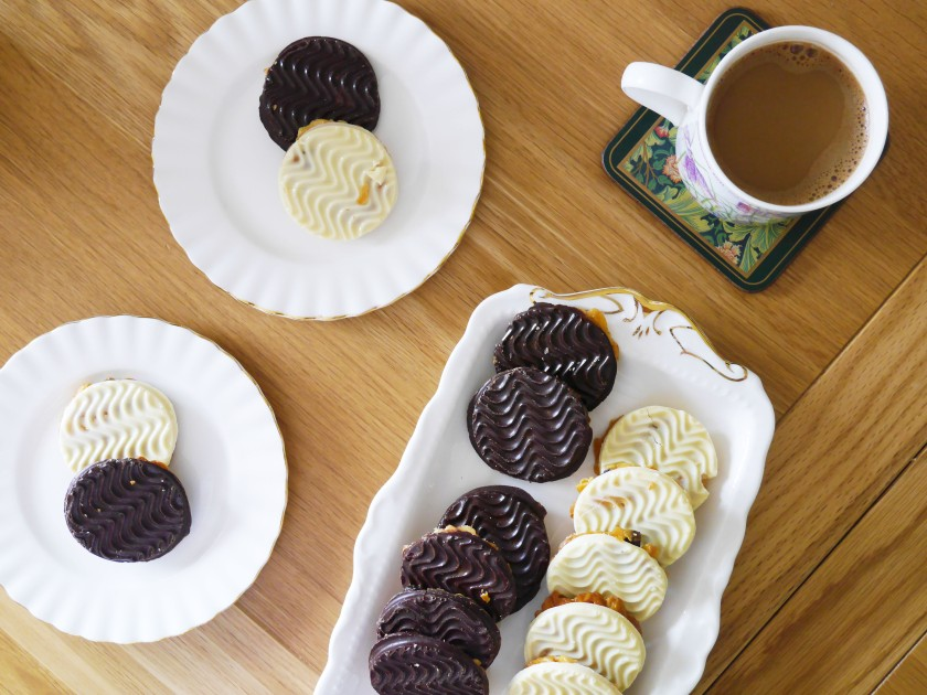 Thomas J Fudge's Florentines Review | Cate in the Kitchen