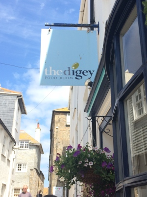 The Digey St. Ives