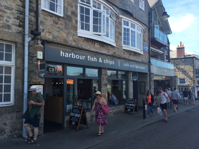 the best fish and chips in cornwall