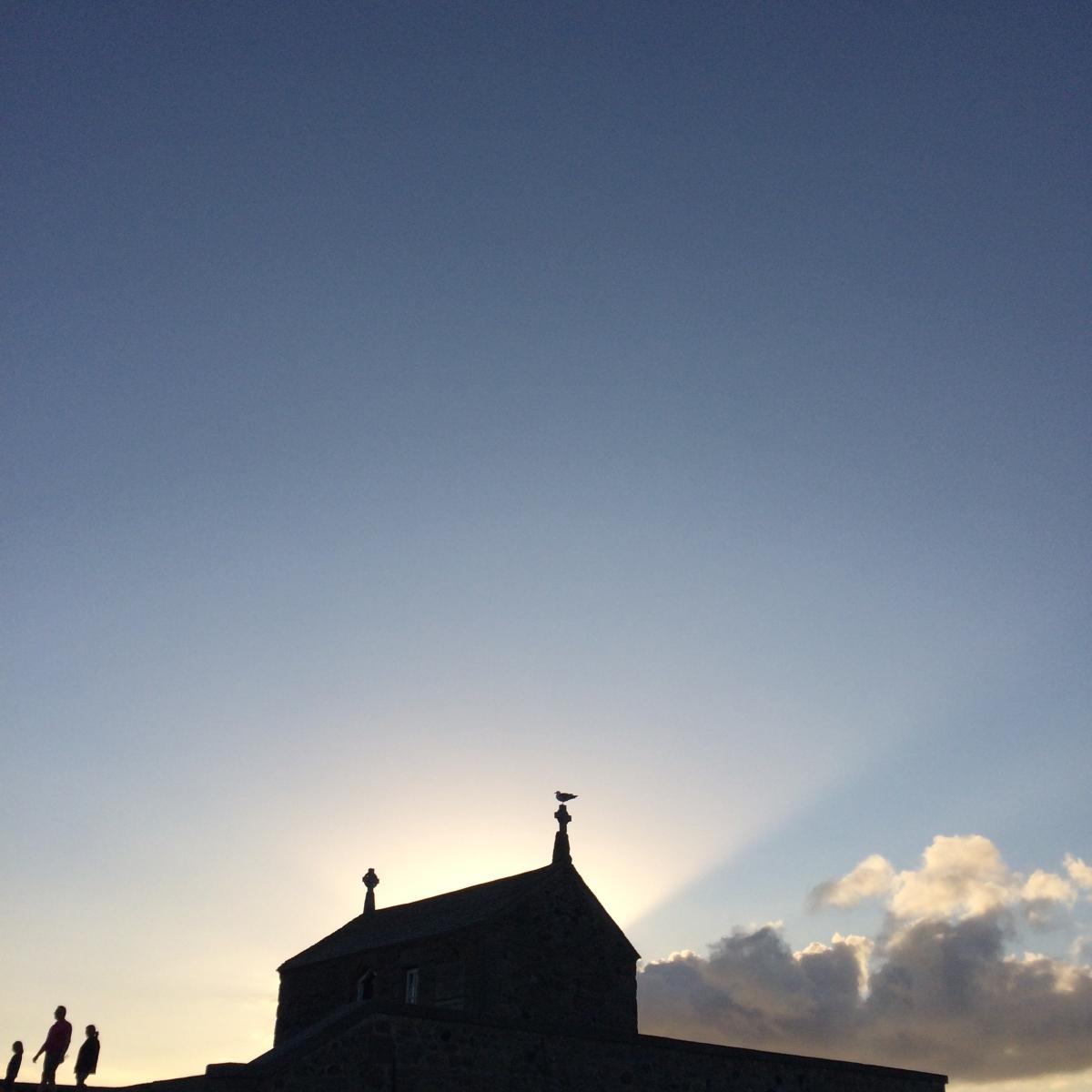 The Island Chapel or St Nicholas Chapel, St. Ives