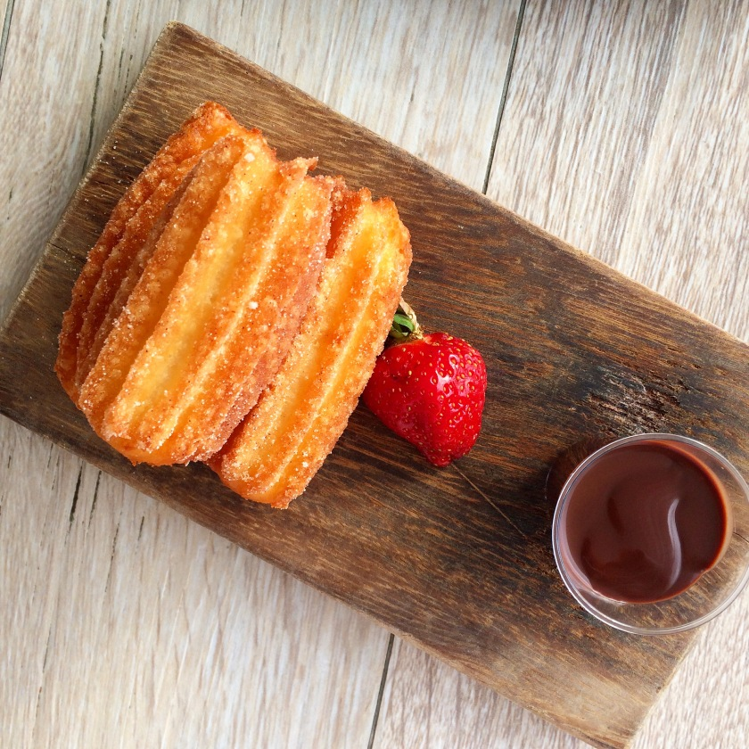 Churros Porthmeor Beach Cafe Review St Ives