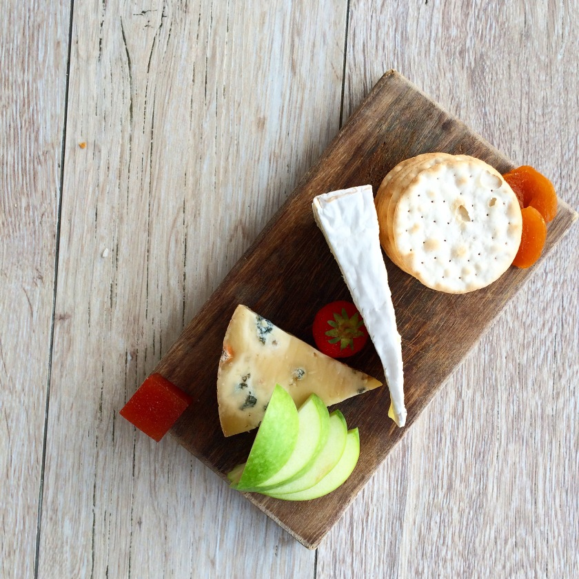 Cheese board St Ives Porthmeor Cafe Bar