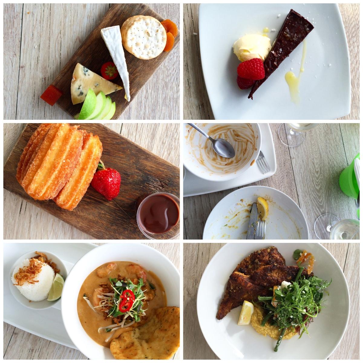 Porthmeor Cafe Bar Review