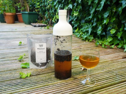 Making Cold Brew Iced Tea with Whittards