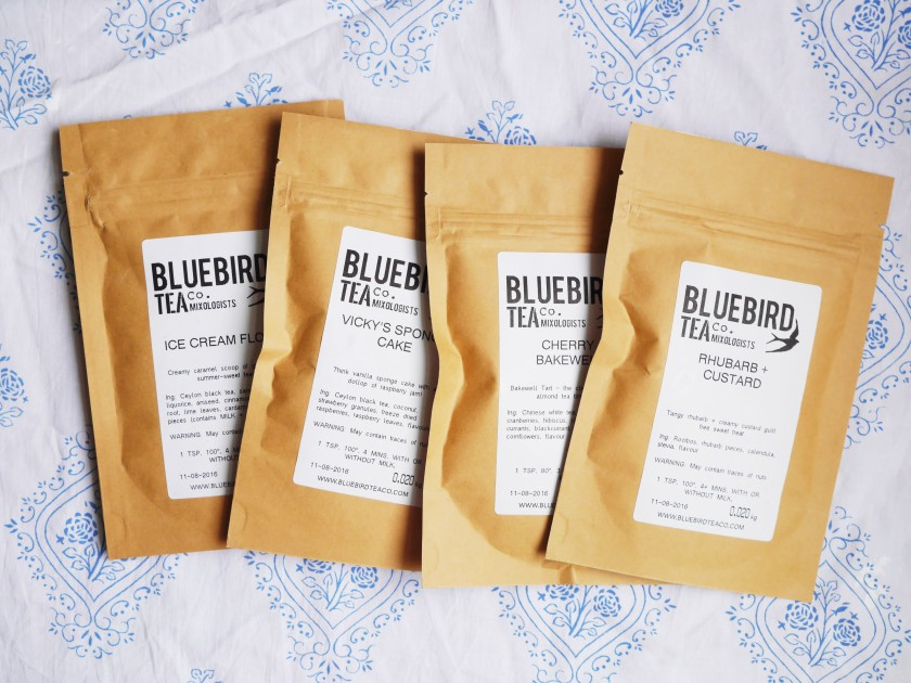 Bluebird Tea Co | Cate in the Kitchen