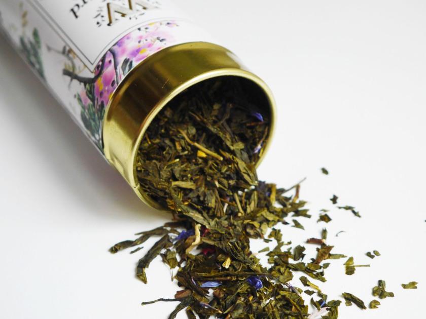 Whittard Mango and Bergamot Green Tea | Cate in the Kitchen