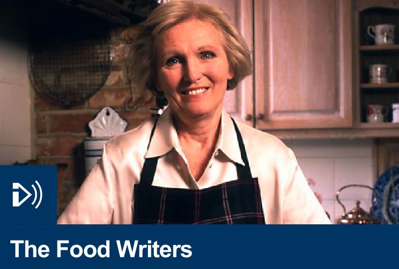 The Food Writers The Reunion Radio 4