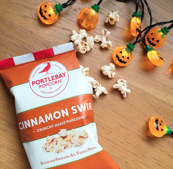 Portlebay Popcorn | August Favourites