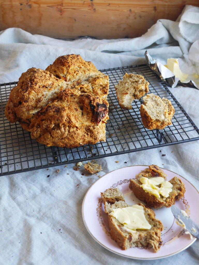Soda Bread | Great British Bake Off | Cate in the Kitchen