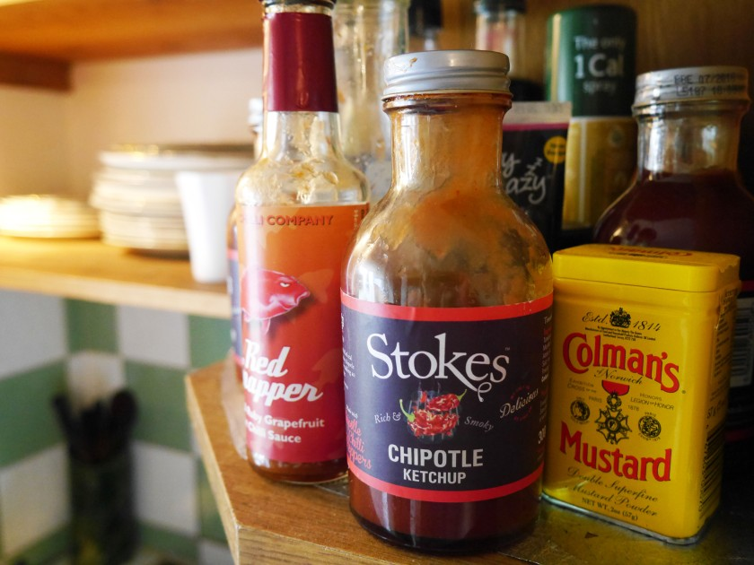 Stokes Chipotle Ketchup | Cate in the Kitchen | August Favourites