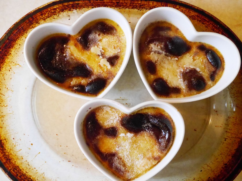 Creme Brulee | Bake off Bake Along | Cate in the Kitchen