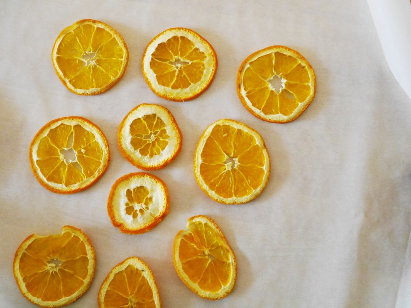 Dried Out Orange Slices | #bakeoffbakealong | Cate in the Kitchen