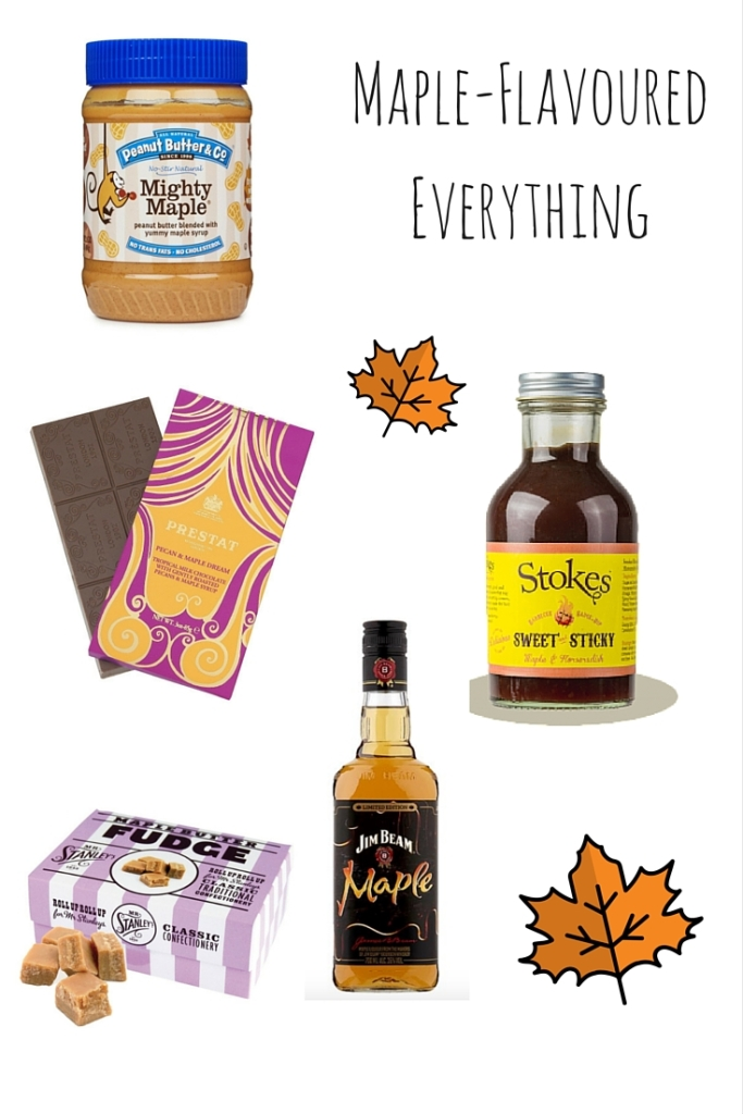 Maple-Flavoured Everything