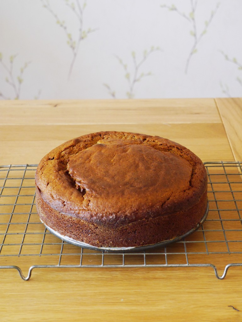 Mulling Syrup Cake | #bakeoffbakealong | Cate in the Kitchen