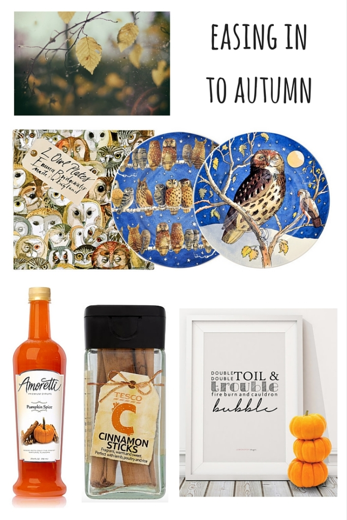 Easing in to Autumn | The Kitchen Wishlist | Cate in the Kitchen