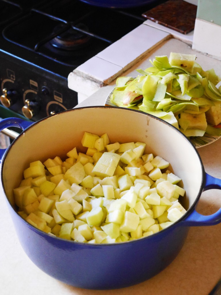 Stewing Apples