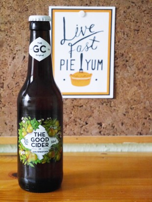 September Degustabox   Cider