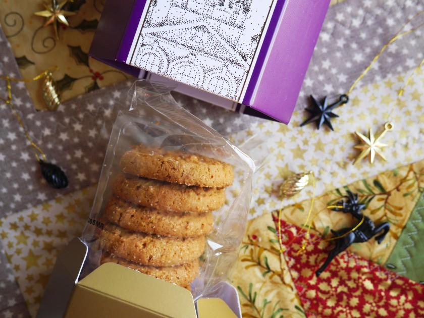 Harrods Christmas Hamper Biscuits