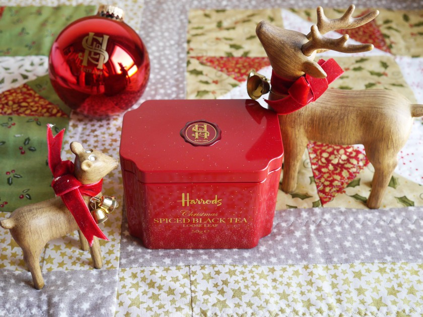 Harrods Christmas Hamper