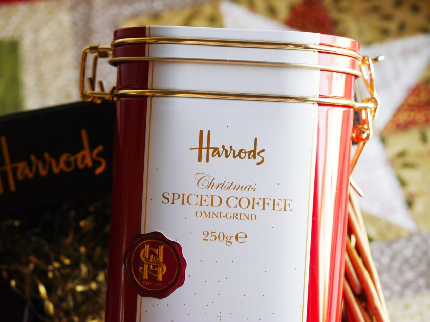 Harrods Christmas Hamper Coffee