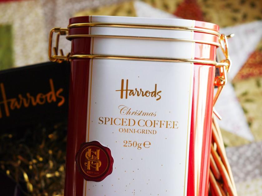 Harrods Christmas Hamper Coffee