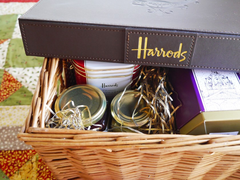 Whats It Like To Receive A Real Life Harrods Hamper Cate